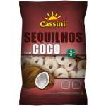 Sequilhos sabor Coco